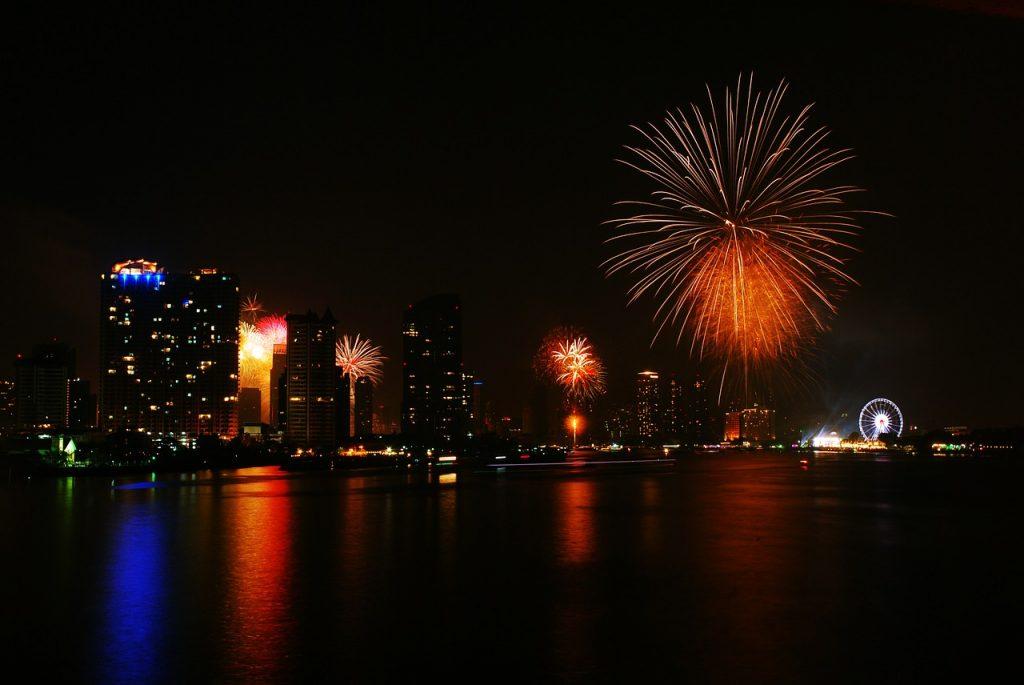 Thailand, New Year