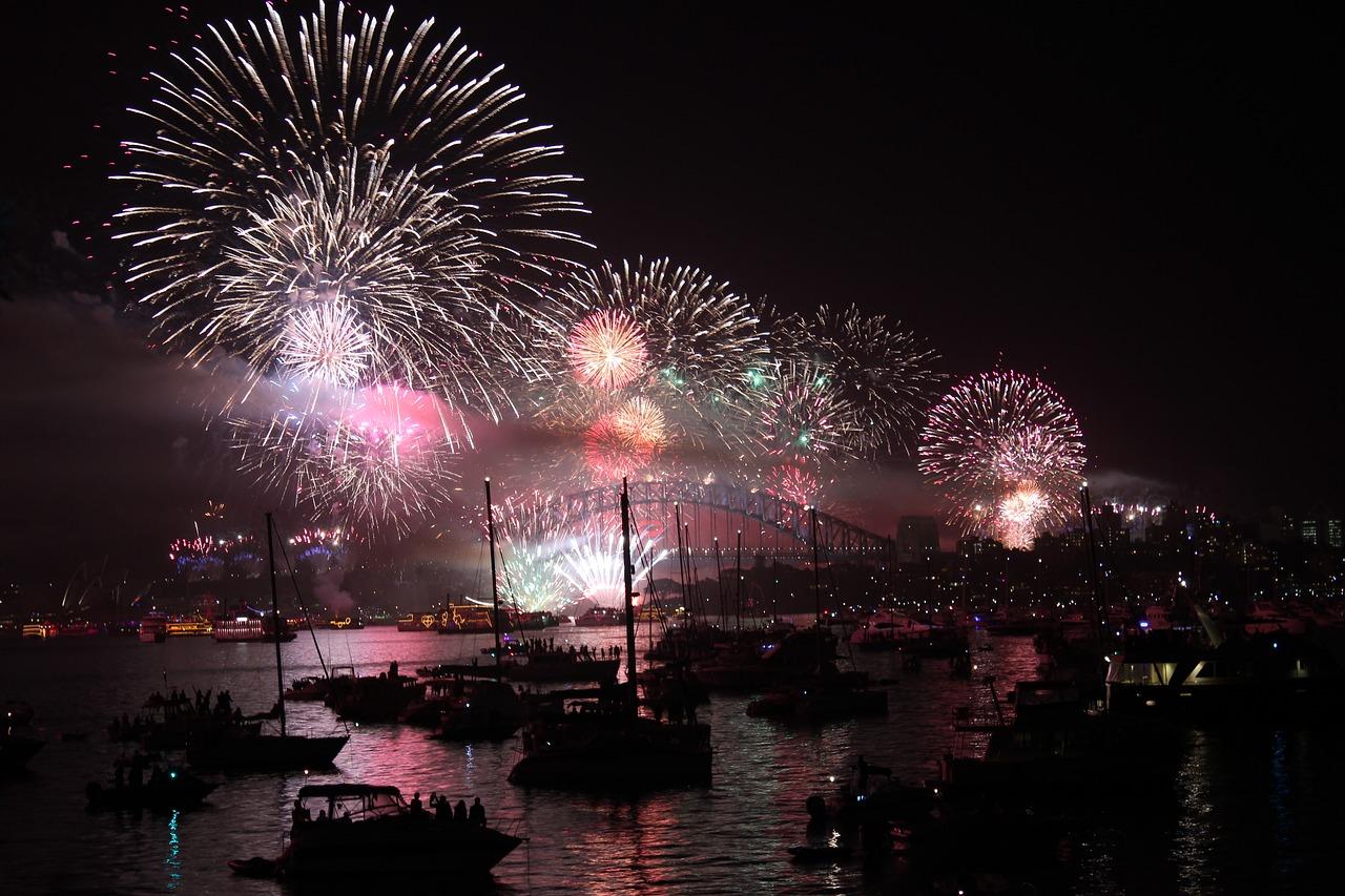 sydney, New Year