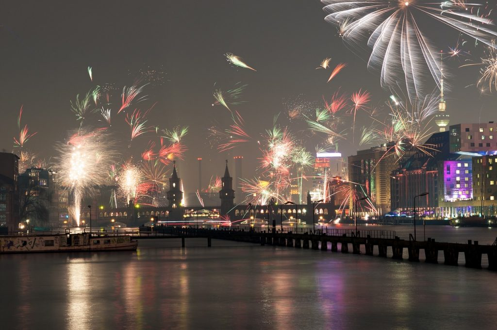 Travel, New Year